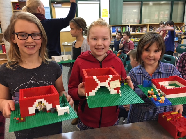 Lego Writing Projects