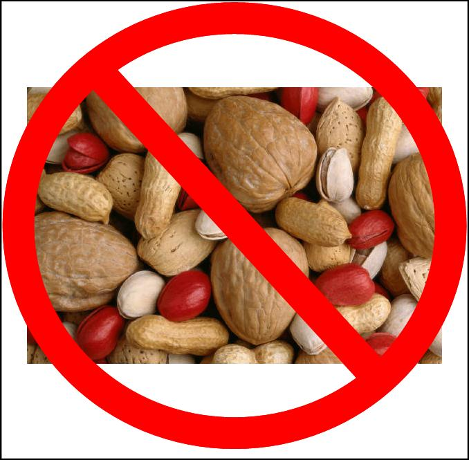 Be 'NUT' Aware