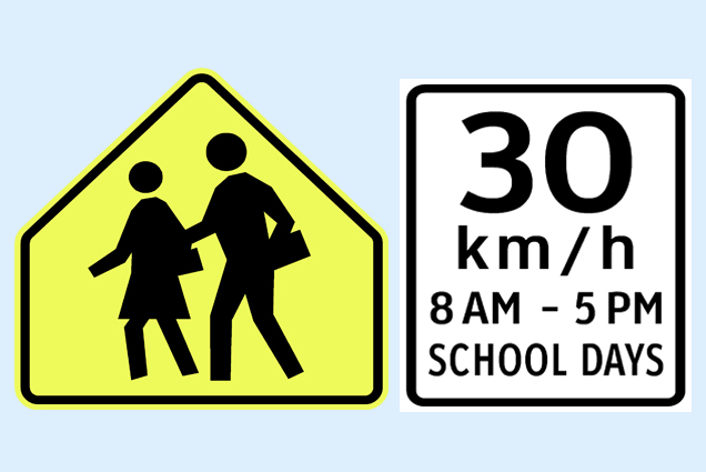 Extended Time for School Speed Zones